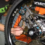 Mountain Trike lever drives